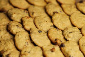 Rows of glorious cookies